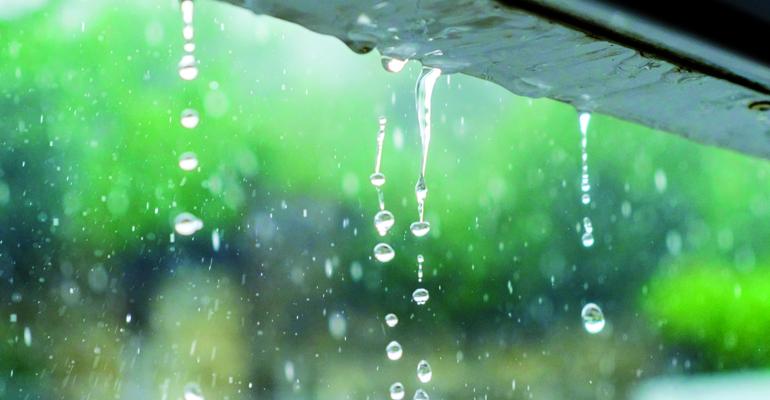 Aprovechamiento de las aguas pluviales. Una aproximación a la nueva norma UNE-EN 16941-1