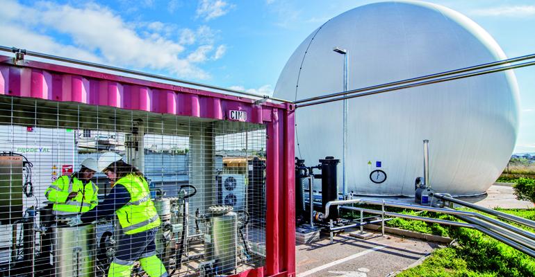 CoSin, hacia la neutralidad climática con la producción de gas renovable a partir de biogás