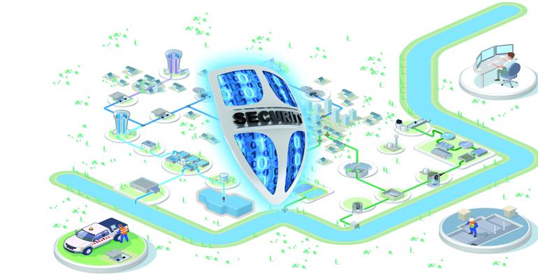 La ciberseguridad en la gestión inteligente del agua