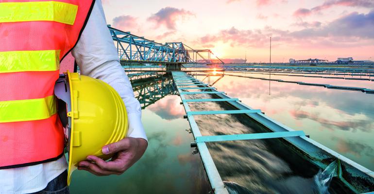 Los retos del ciclo urbano del agua para la ingeniería