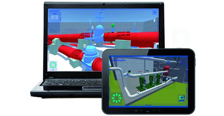 Descubriendo las ventajas de la modelización 3D en el sector del agua