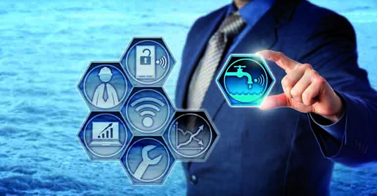 El impacto de la transformación digital en la gestión inteligente del agua