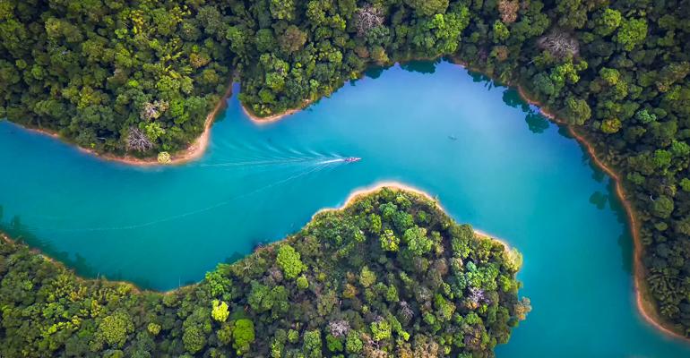 Dar una nueva vida al agua para proteger el clima