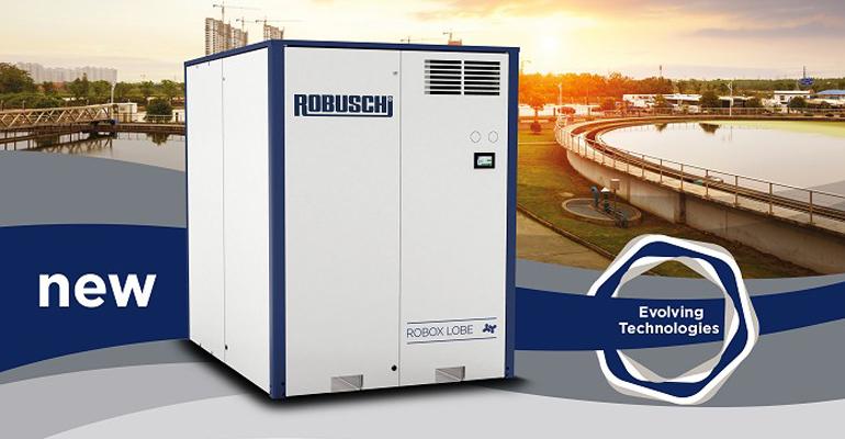 Robuschi: Soplante de vanguardia que une lo mejor de las tecnologías de lóbulos y de tornillos