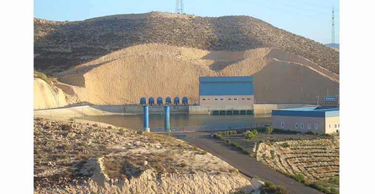 Sacyr Agua se encarga del O&M de las infraestructuras de impulsión de Carboneras y de la conducción Júcar-Vinalopó