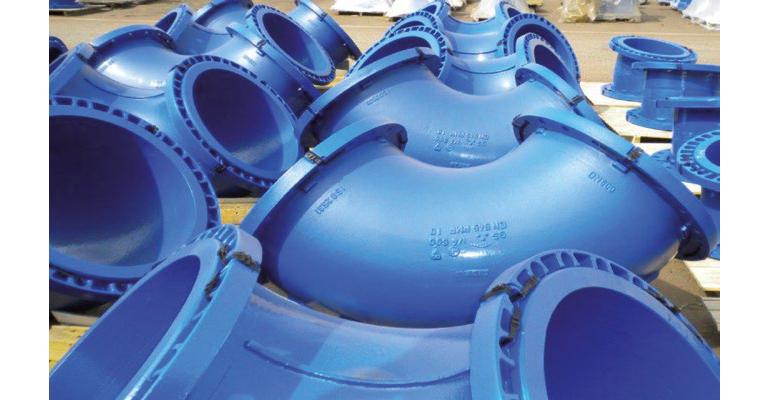 Saint-Gobain PAM: Accesorios para canalizaciones