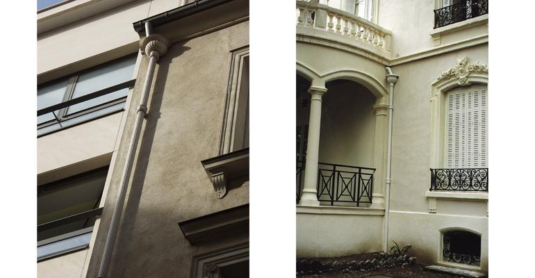 saint-gobain-tuberia-fundicion-evacuacion-aguas-pluviales en edificios