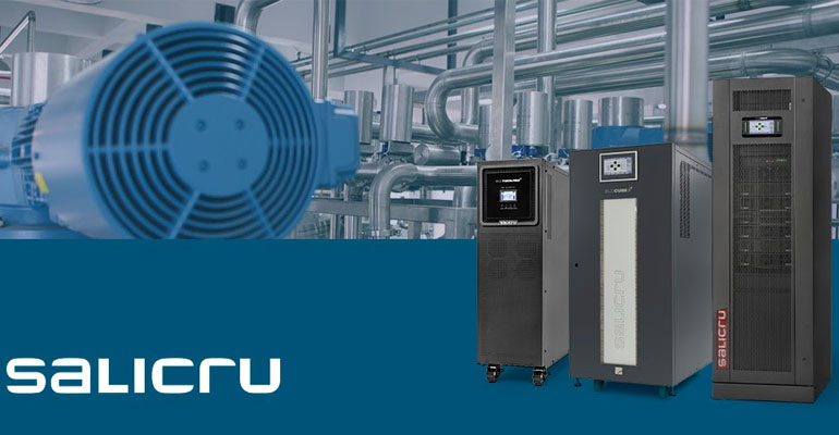 Salicru dispone de una amplia gama de Sistemas de Alimentación Ininterrumpida (SAI/UPS)