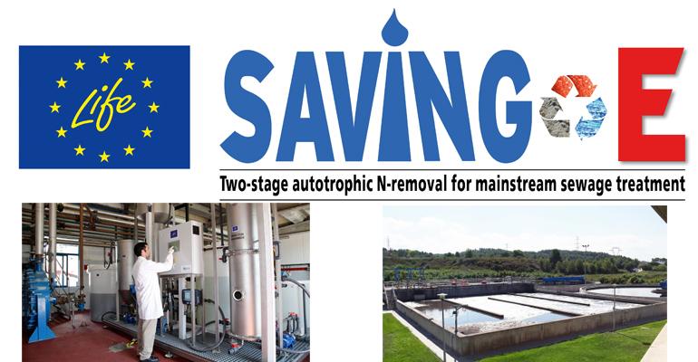 Finaliza el proyecto Life Saving-E, un paso adelante hacia la autosuficiencia energética de las depuradoras
