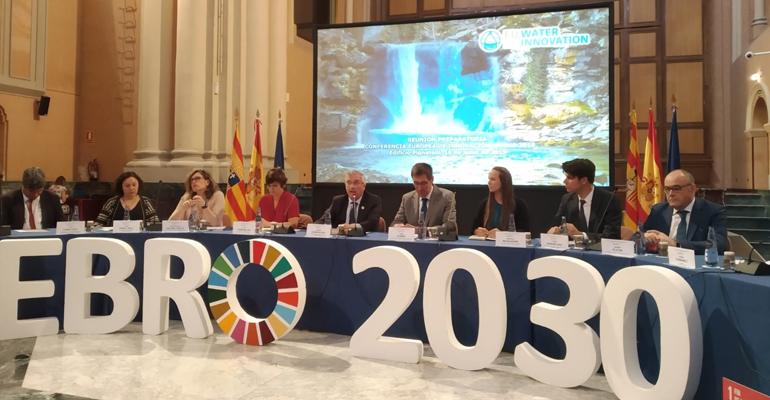 Smagua participa en la reunión preparatoria de la Conferencia Europea de Innovación y Agua 2019