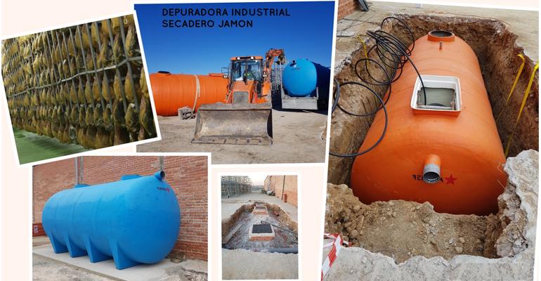 Soluciones Remosa para el tratamiento de las aguas residuales de una industria alimentaria