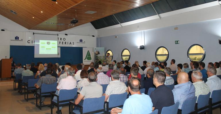 Suez Agriculture interviene en las jornadas de Asaja en FERMA