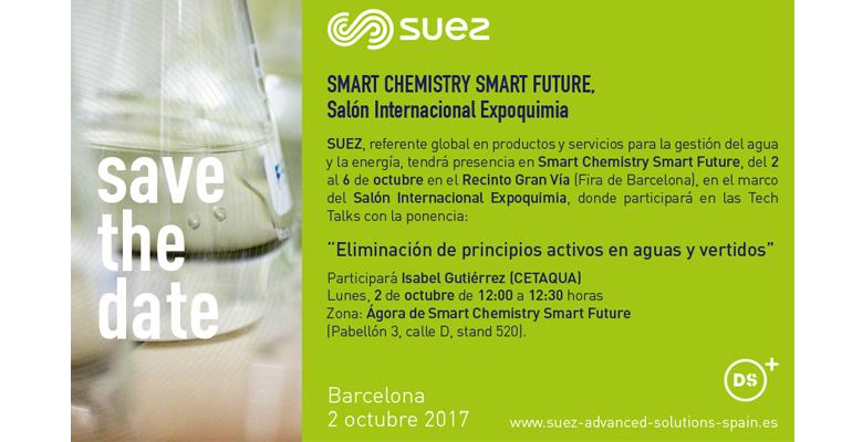 suez-encuentro-smart-chemistry-aguas-vertidos-tratamiento