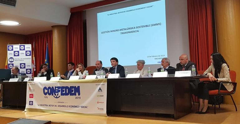 Suez España defiende el valor estratégico de la industria sostenible