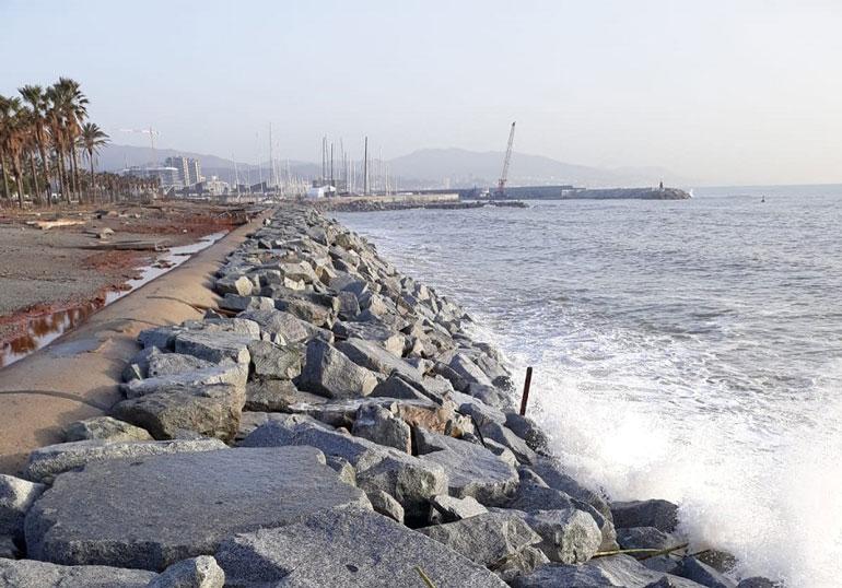 Badalona, ciudad escogida para el proyecto Life Baetulo de resliencia urbana frente al cambio climático