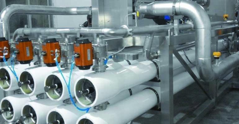 Suez: Tecnología flow reversal para sistemas de desalinización