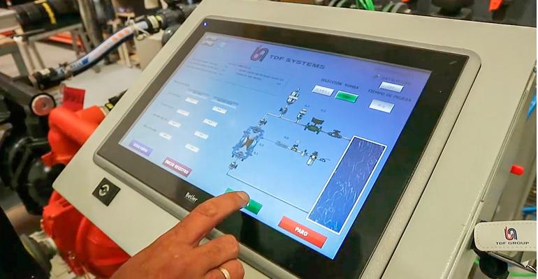Técnica de Fluidos: Automatización de sistemas