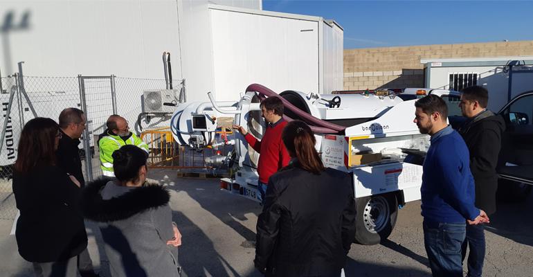 Tecsan continua con el roadshow de Hydrocity por las principales ciudades españolas