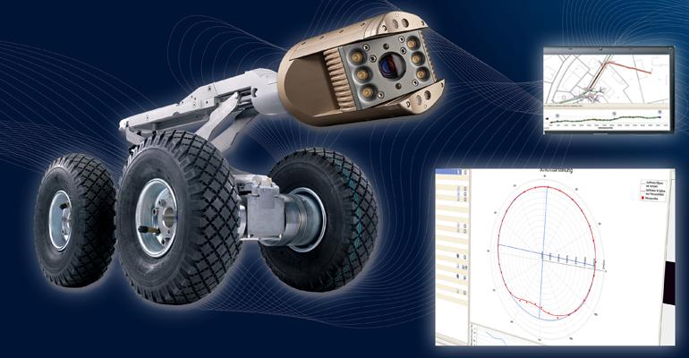 Tecsan: Sistemas de inspección 3D en redes de saneamiento y colectores