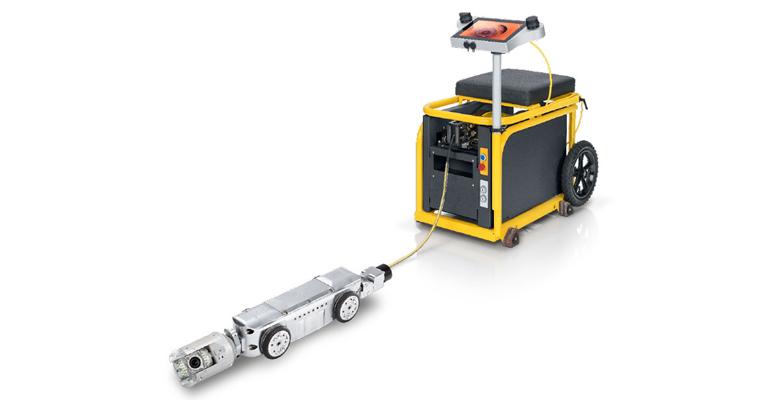 Tecsan: Sistemas de última generación en inspección de tuberías