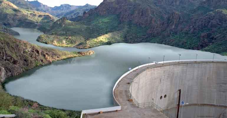 Tedagua construirá la EDAM del Salto de Chira en Gran Canaria