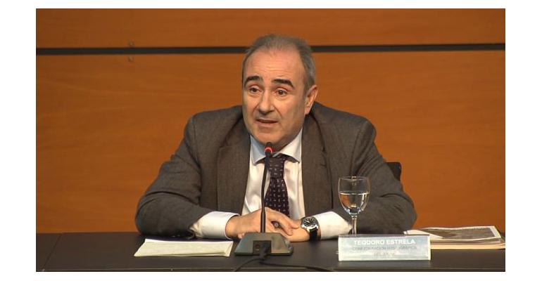 Teodoro Estrela Monreal, nuevo director general del Agua