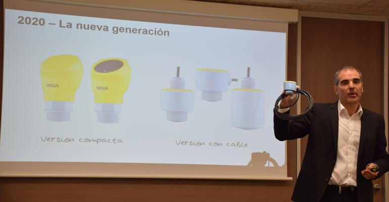 Vega Instrumentos apuesta por la tecnología radar para la industria del agua y aguas residuales