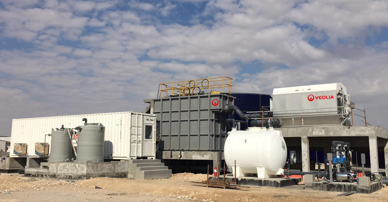 Veolia diseña el proceso de reutilización de agua para Baladna, el mayor productor de lácteos de Qatar