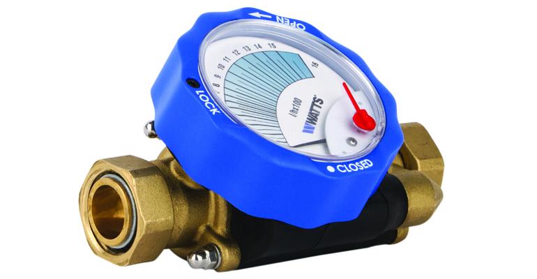 Watts: Válvula de equilibrado para aplicaciones HVAC