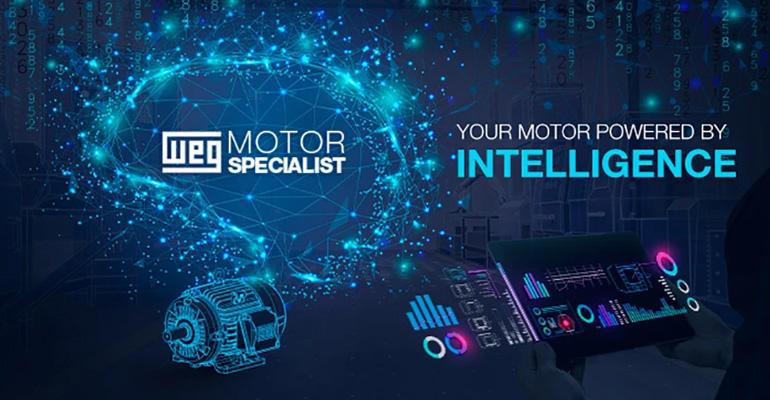 WEG lanza el sistema Motion Fleet Management para la gestión de activos