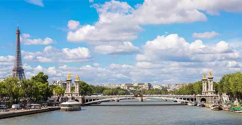 Actuación de Xylem en París desinfección de agua potable